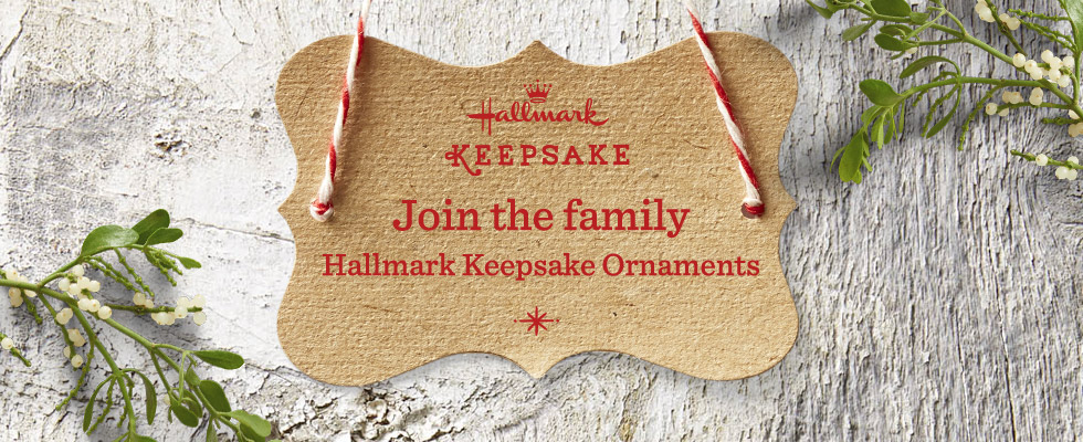 Ryans Hallmark Keepsake Ornaments Family