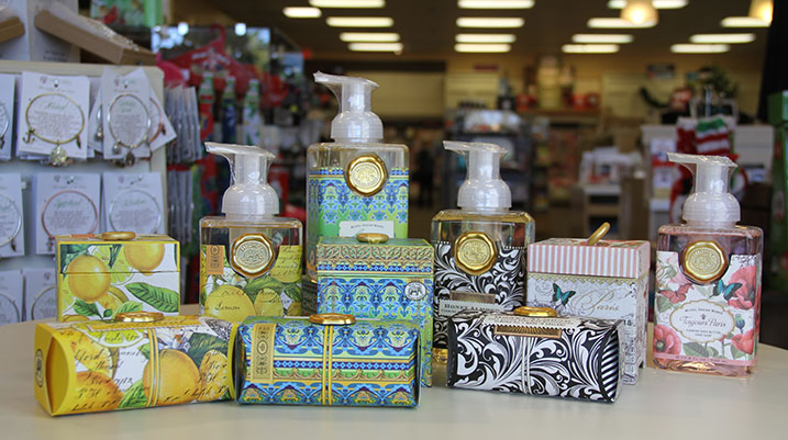 Michel Design Works - Soaps, Lotions and Decor