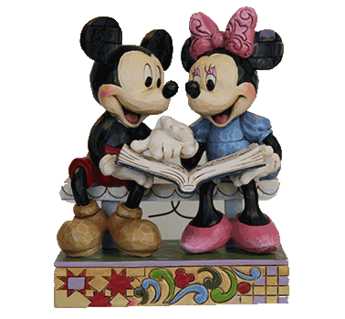 Mickey Mouse Jim Shore Disney, Ryan's Hallmark