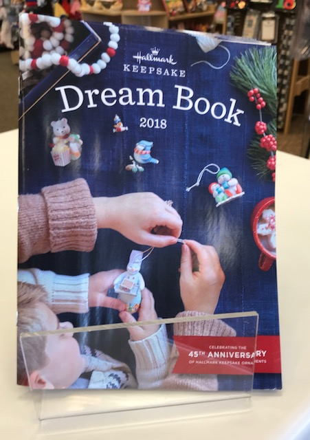 cover of dream book