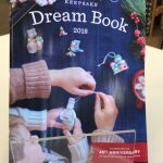 keepsake ornament Dream book cover image