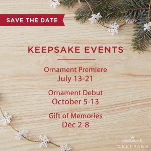 Keepsake Ornaments Orlando Ryan S Hallmark Shops