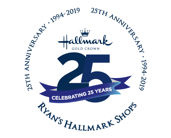 Ryan's Hallmark 25th Anniversary