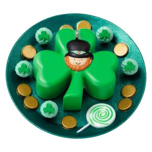 St. Patrick's Day ornament Sweet Treats Collection 2020