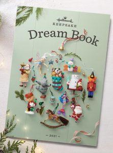 Keepsake Ornament Dream Book cover image